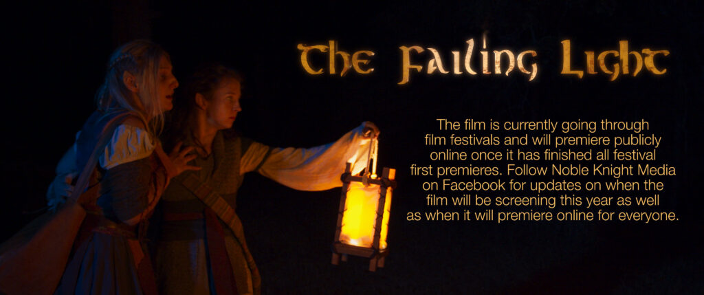 The Failing Light Video Placeholder
